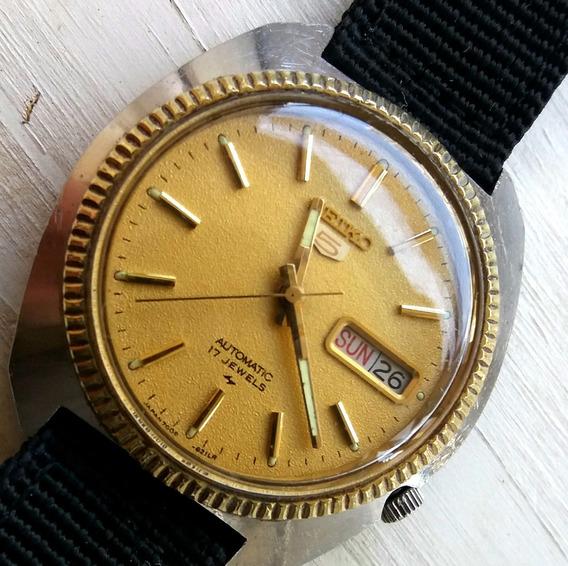 Relógio Seiko 5 Automático