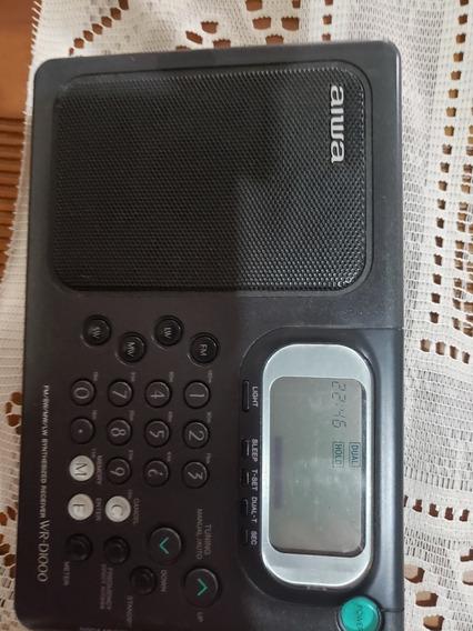 Radio Digital Aiwa Wr D1000