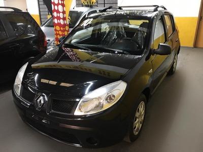 Renault Sandero Expression 1.6 2010 Completo