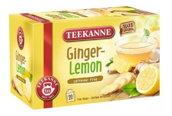 Té Teekanne Limón Jengibre