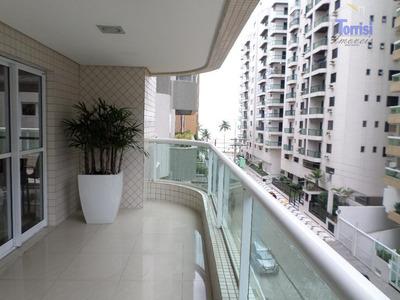 Apartamento Em Praia Grande, R$180.000,00 De Entrada, 02 Dormitórios Sendo 01 Suite, Lazer Completo No Forte Ap0974 - Ap0974