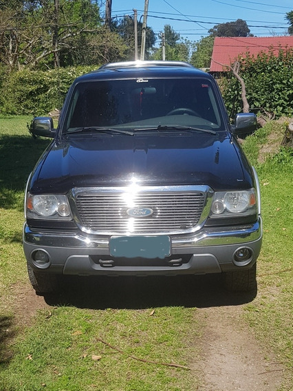 Ford Ranger Limited 4x4 3.0