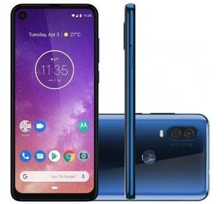 Smartphone Motorola One Vision Xt1970-1 Dual Sim 128gb 6.3