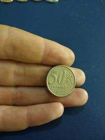 A1756 Moeda 50 Centavos 1998
