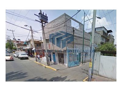 Casa En Agricola Pantitlan-iztacalco