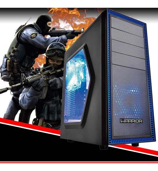 Pc Cpu Gamer Fx 6300 , 16 Gb, Hd 1tb + Brindes
