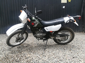 Suzuki Dr 200 Verde 1