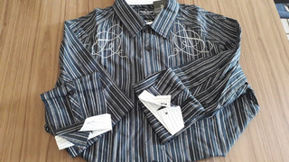 Camisa Marc Ecko Tamanho M