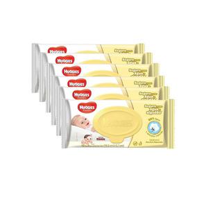 Kit De Toalhas Umedecida Huggies Pure Care - 288 Toalhas