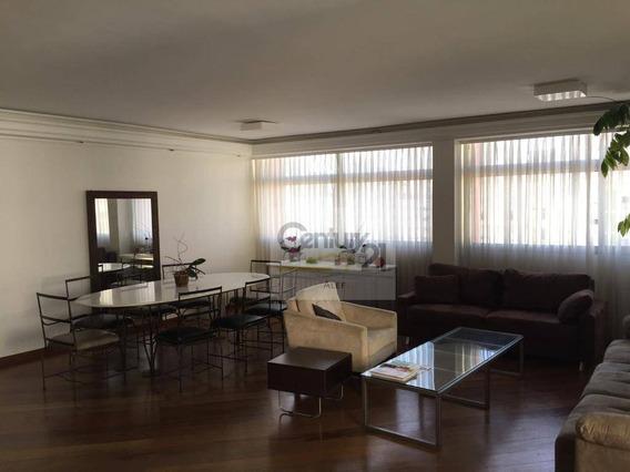 Apartamento Com 4 Dormitórios À Venda, 247 M² Por R$ 2.250.000,00 - Consolação - São Paulo/sp - Ap1579