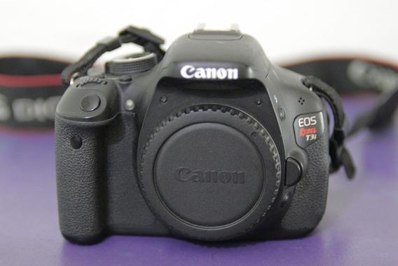 Canon T3i + Grip + Baterias + Lentes! Apenas 21k Cliques!