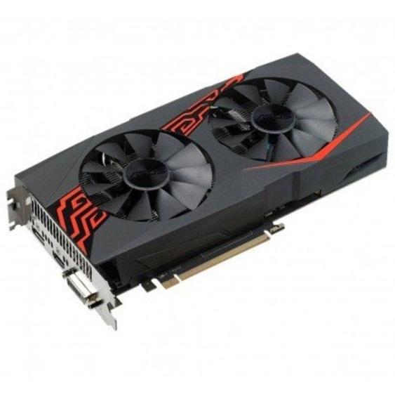 Vga Pci Exp. 4gb/256bits Rx 470 Asus Radeon Mining-rx470-4g-