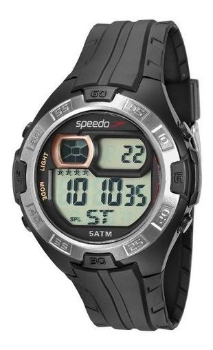 Relógio Speedo Masculino Ref: 81097g0evnp5 Esportivo Digital