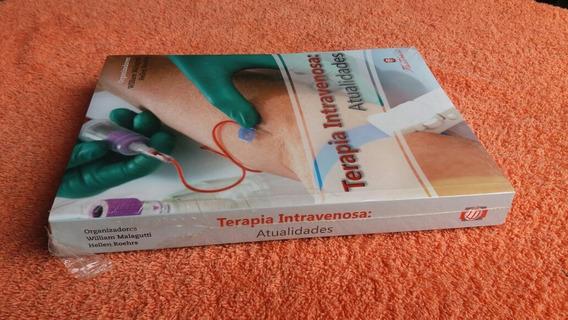 Livro Terapia Intravenosa : Atualidades Editora Martinari