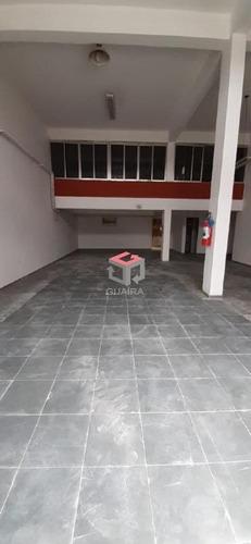 Imagem 1 de 4 de Excelente Salão Comercial Para Locação, 230 M² - Bairro Assunção - São Bernardo Do Campo/ Sp  - 86545
