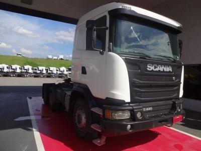 Scania G 440 6x4 17/18 6x4 Rodoviário Selectrucks