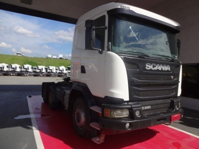 Scania G 440 2014 6x4 Rodoviário Selectrucks