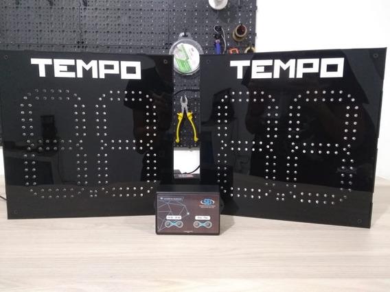 Cronômetro Regressivo Para Basquete - 2 Unidades - Sem Fio