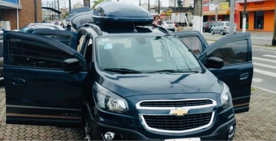 Chevrolet Spin 1.8 Activ 5l Aut. 5p 2017