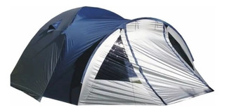 Carpa Bamboo Expedition 6 Personas Con Comedor
