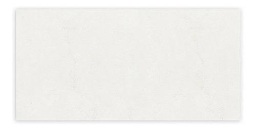 Imagem 1 de 2 de Porcelanato Loft White Retificado Acetinado Branco 58,4x117