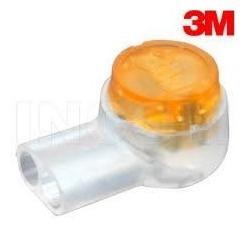 3 Caja Con 100 Conectores Uy2 Marca 3m Original Gel (300)