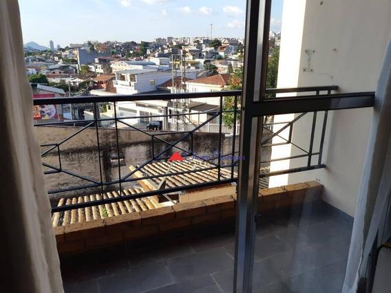 Apartamento À Venda, 60 M² Por R$ 242.000,00 - Jardim D Abril - Osasco/sp - Ap6560