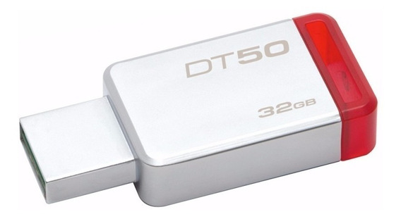 Kingston Memoria Usb 3.0 Dt50 32gb Velocidad Mayoreo Oferta+