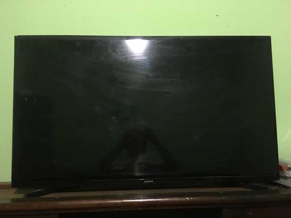 Tv Smart Samsung, 40. Só Precisa Trocar O Display