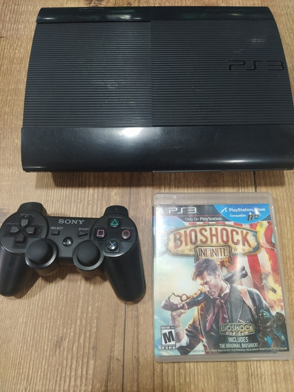 Playstation 3 Super Slim 250 Gb Garantia World Games
