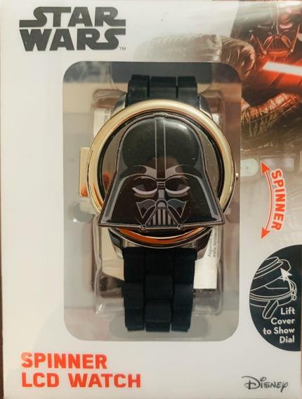 Reloj Starwars Spinner Lcd