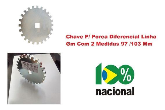 Chave De Garras P/ Diferencial Astra, Celta, Corsa, Etc 2 Pç
