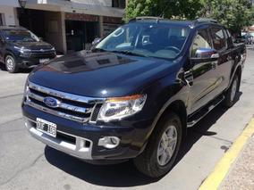 Ranger2 Dc 4x4 Ltd Mt 3.2l Dsl Nafta Negro 2015
