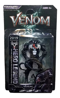 Muñeco Avengers Venom