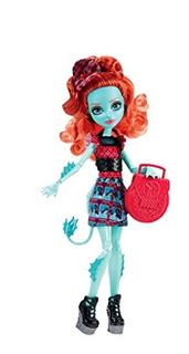 Monster High Monster Programa De Intercambio Lorna Mcnessie