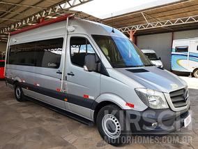 Barbada - Motorhome Sprinter 415 - 2019 - Trailer - Y@w5