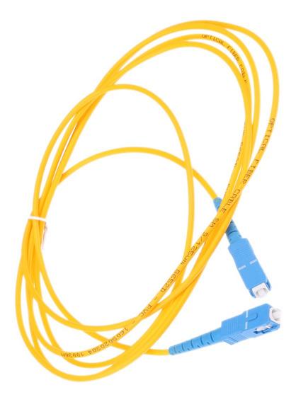 Cabo De Ligação De Fibra Óptica 9/125 Singlemode Simplex