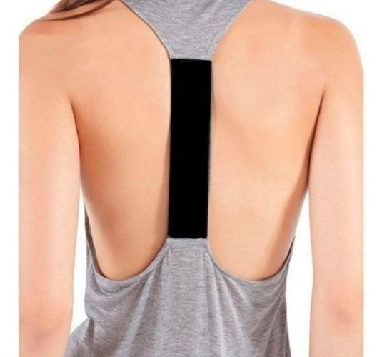 Fit Remera Mujer Sudadera Verano Escote Musculosa New Style