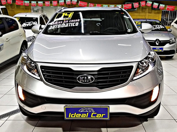 Kia Sportage 2.0 Lx 4x2 16v Flex 4p Automático