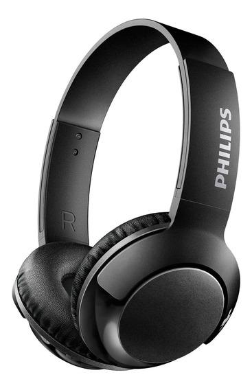Auriculares inalámbricos Philips SHB3075 black