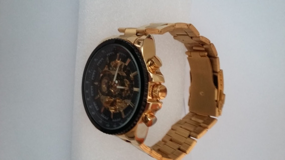 Relógio Masculino Winner Tachymetre Tm428 (frete Grátis)