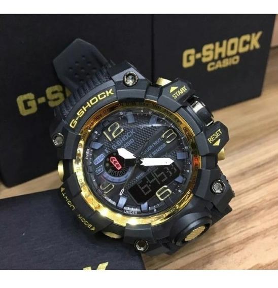 G-shock + Caixa A Prova D Água