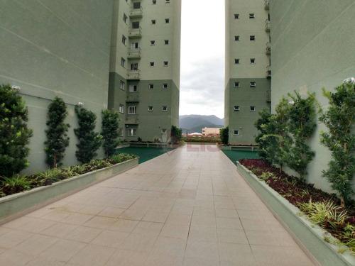 Imagem 1 de 30 de Apartamento 2 Dorm (suíte), Varanda Gourmet, Vista Mar E Área De Lazer No Indaiá - Ap0774