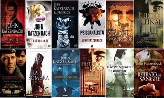 John Katzenbach Pack De 15 Libros