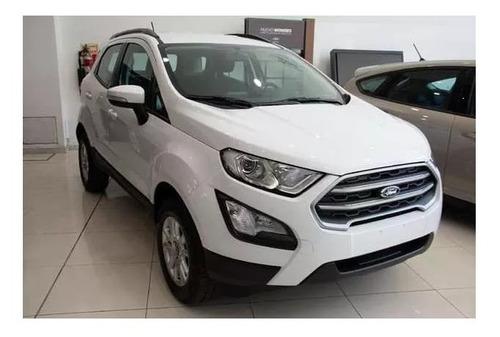 Ford Ecosport Se 123cv Retirala Ya