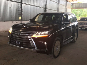 Lexus Lx570 5.7 Gasolina Europea Sport Plus Modelo 2018