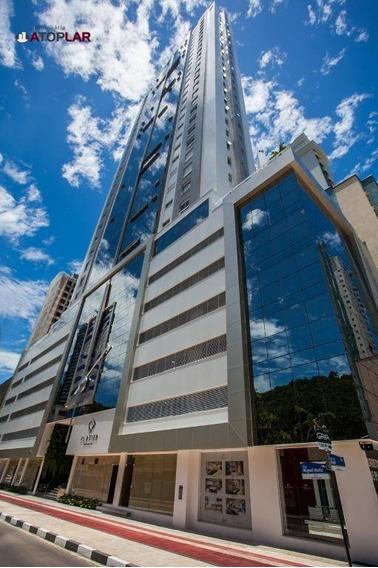 Sala Para Alugar, 80 M² Por R$ 4.000,00/mês - Pioneiros - Balneário Camboriú/sc - Sa0068