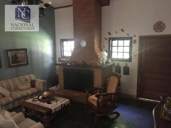 Sítio Com 2 Dormitórios À Venda, 45728 M² Por R$ 1.800.000,00 - Rio Acima - Jundiaí/sp - Si0003