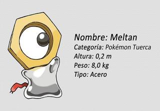 Caja Meltan Pokemon Go