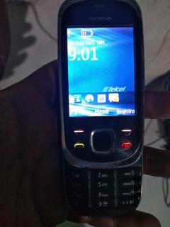 Nokia 7230 Con Detalle